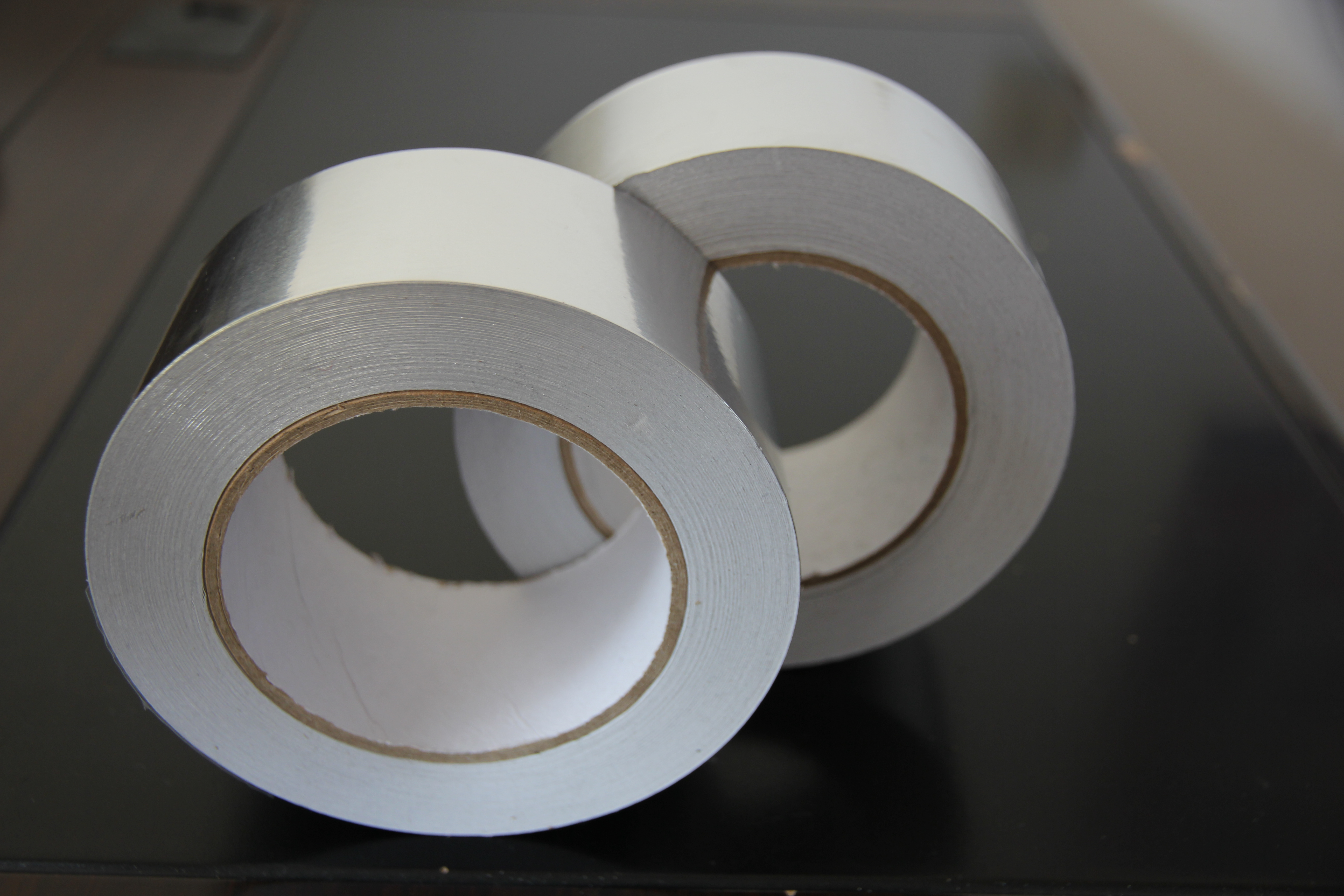 Aluminum Foil  Tapes with Solvent Acrylic Adhesive T-F4004SP