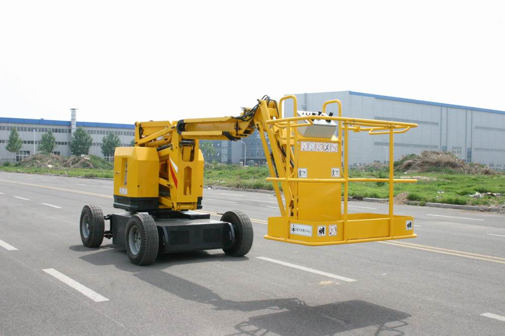 Aerial working platform for high place working-12m