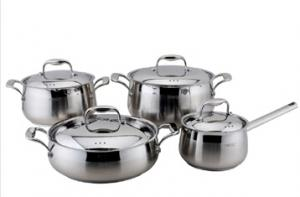 Stainless Steel cookware set 17