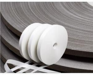 Single side reinforce phlogopite mica tape with glass fiber cloth