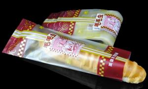 Color Printed Matt Treatment Middle Sealing Food Bag