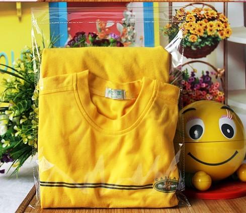 Color Printed Self Adhesive Plastic Packing Bag