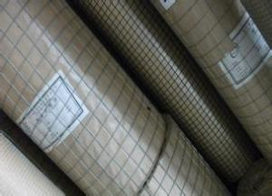 WIRE MESH WITH FOUR LINES