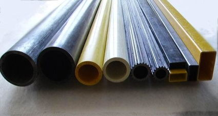 High Strength and Light Weight Carbon Fiber Tube