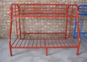 2014 Hot Sale Metal Bunk Beds/Metal Beds Frame/Dormitory Bed CM-4502