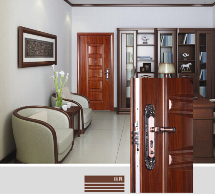 High Quality Home Used Security Door Manufactory
