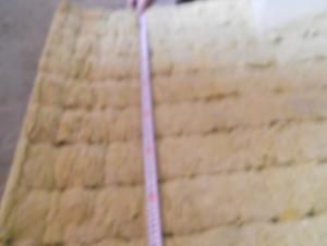 Rock Wool Board Plain For Thermal Insulation