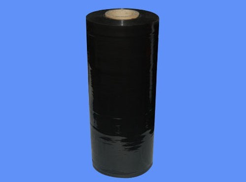 Black Color LLDPE Stretch Film QS-23B