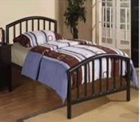 2014 Hot Sale Metal Single Bed/Metal Bed Frame CM-MB12