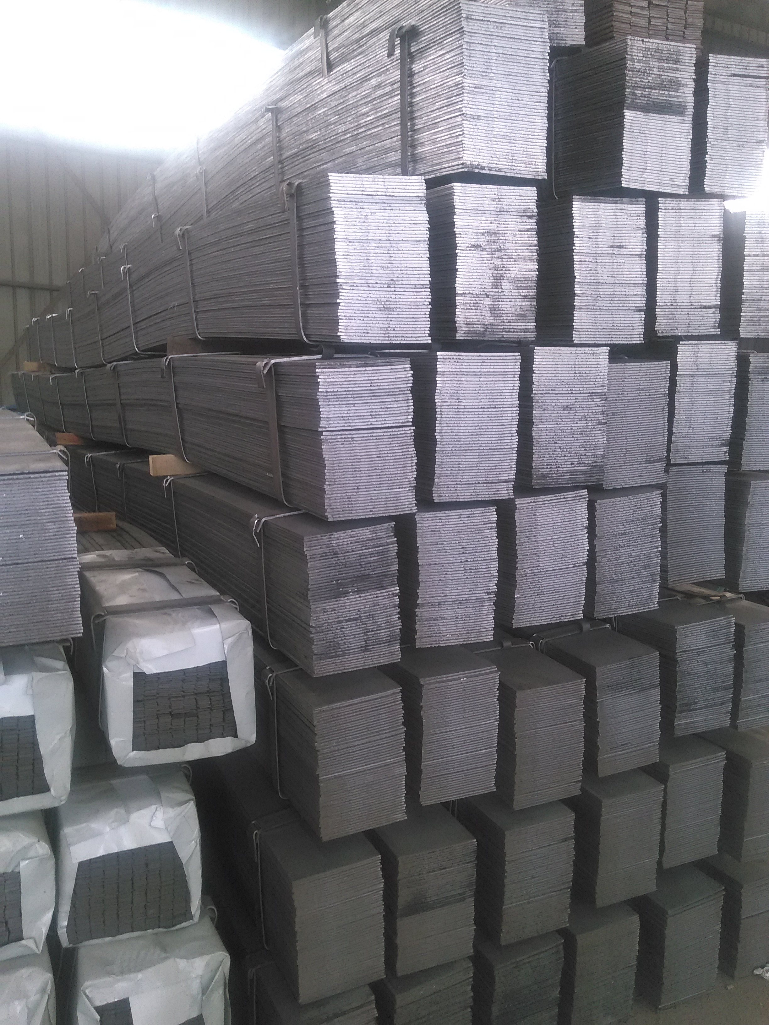 Steel Flat Bar Grade JIS SS400 B Added