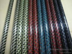 3k Carbon Fiber Tube Manufacturer for Airplane etc
