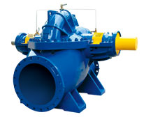 KENFLO KPS double suction split casing pumps