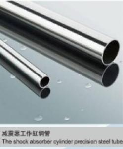 Automobile and Motorcycle Shcok Absorber Precision Seamless Steel Pipe