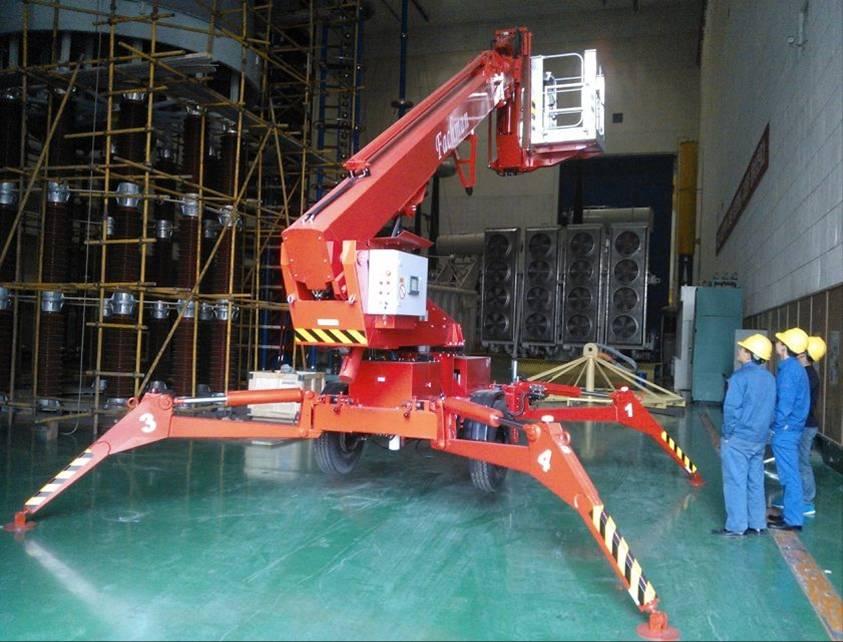 Trailer mounted platforms 21M
