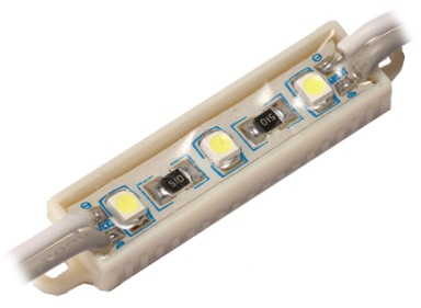 SMD 3528 LED MODULE WITH 3 LEDS