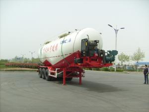 CIMC LINYU 55m3 cement tanker semi trailer
