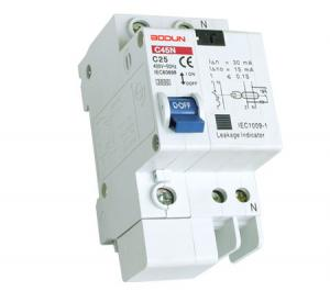 Residual Current Circuit Breaker With Over Current Protection
