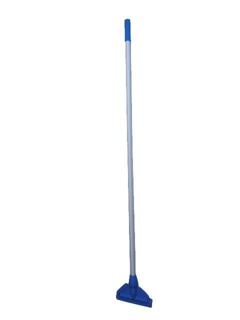 plastic wet  mop clip with handle