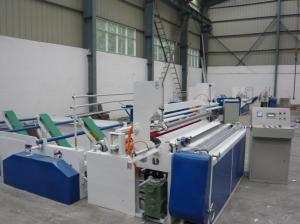 Toilet Paper Rewinding Machine Supplied in China