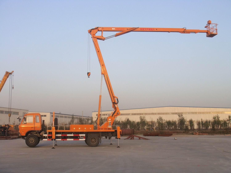 Aerial working platform-26m