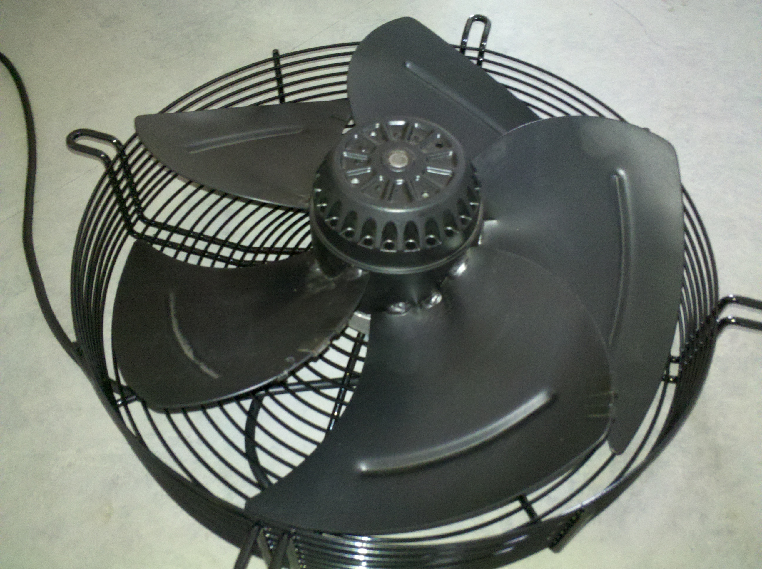 Axial Fan Motor 550mm