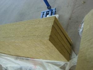 Real Rockwool Panel Stone Wool Board Rockwool Blanket