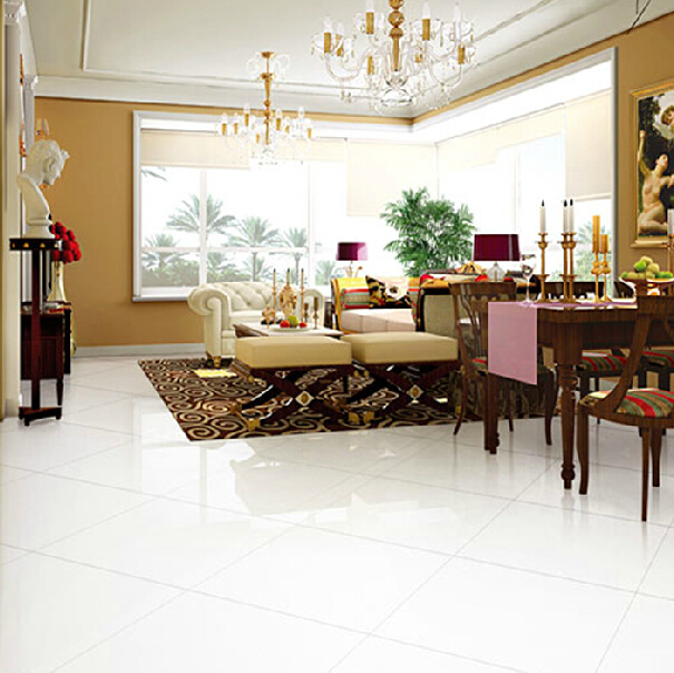 Polished tile pure color series, 6SW001