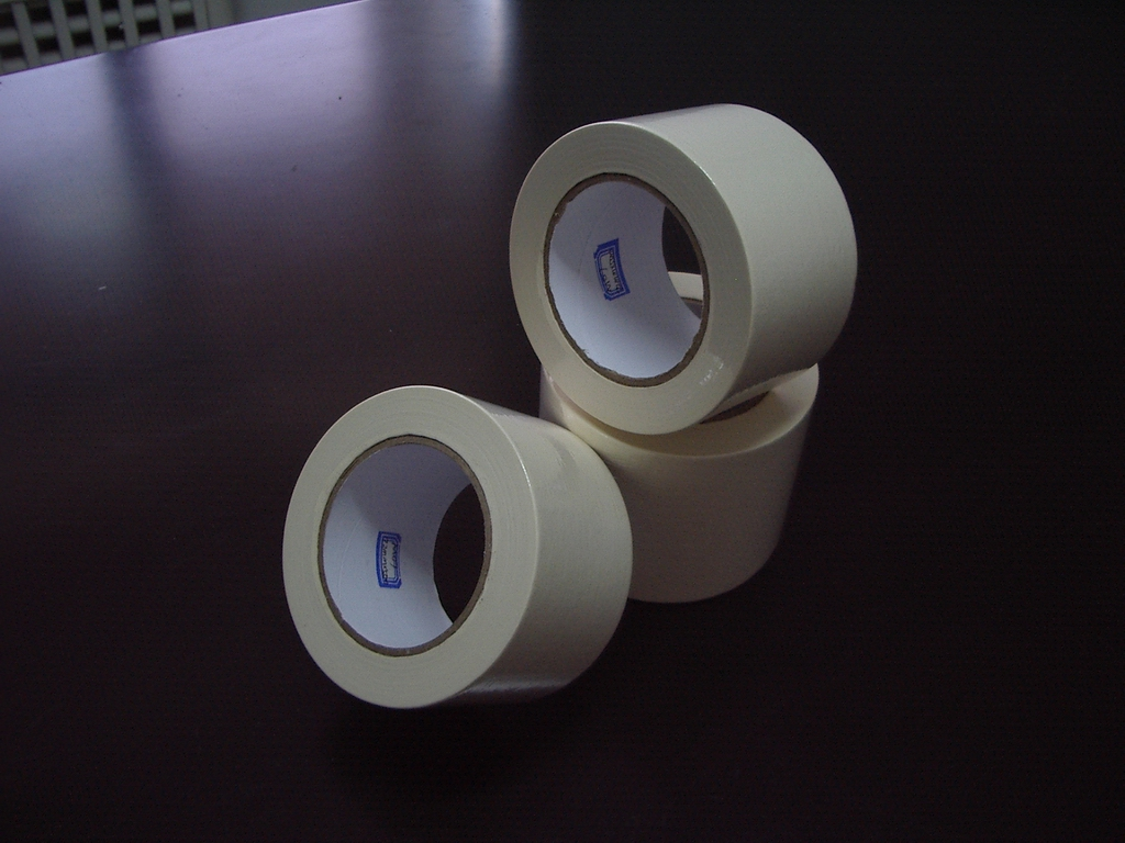 Masking Tape Spray Painting Preciesion Indoor