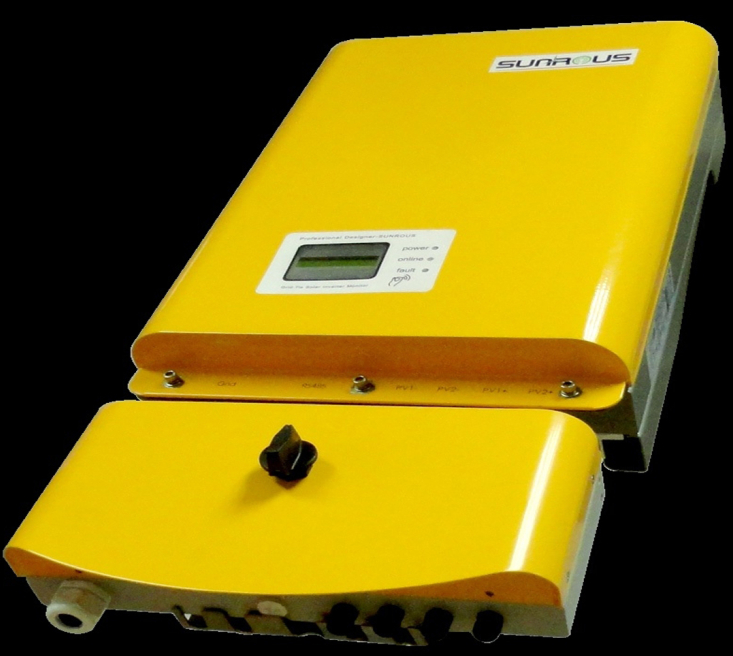 High Frequency Transformer Isolation PV Grid-Tied Inverter