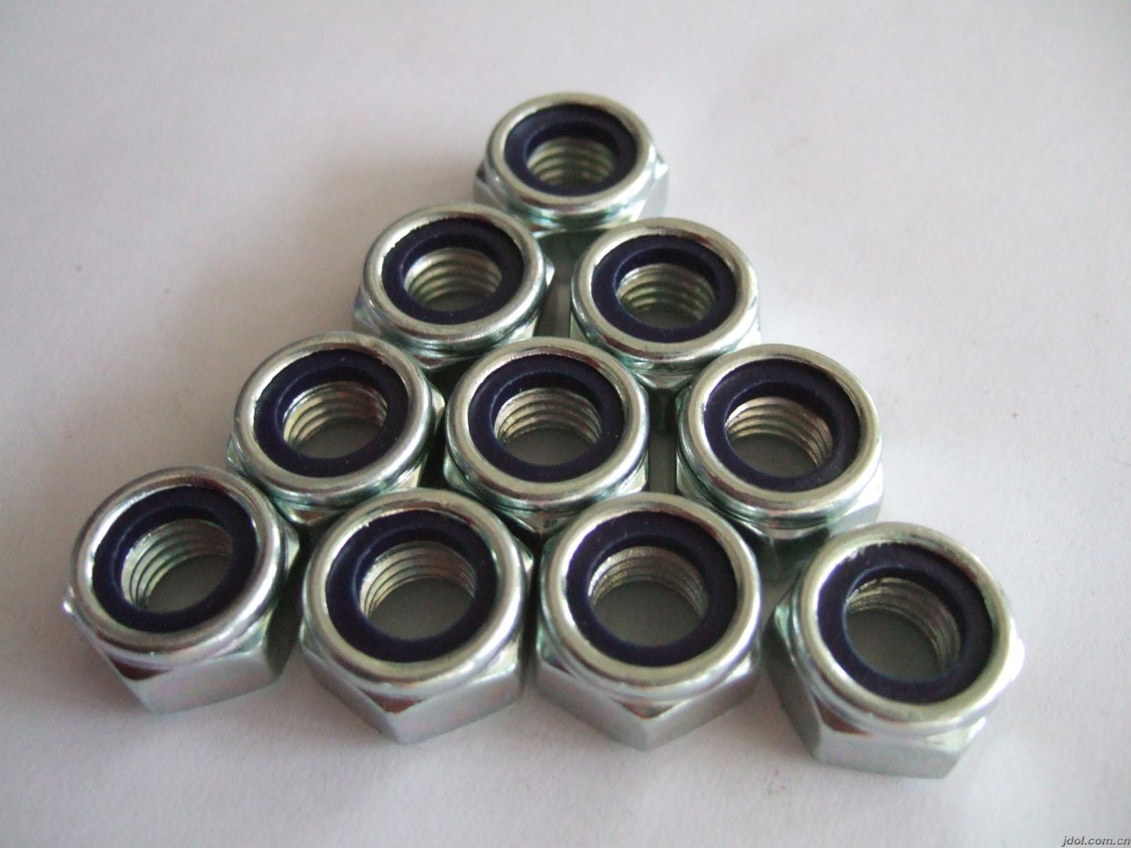 DIN985 Self-locking  Hexagon Nut   M3 -M20