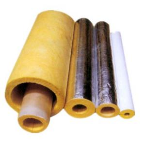 Insulation Glass Wool Pipe for Thermal Insulation for Pipe