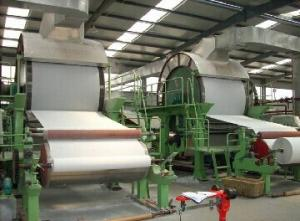 Tissue Paper Making Machine  Width Max 1092-2400mm