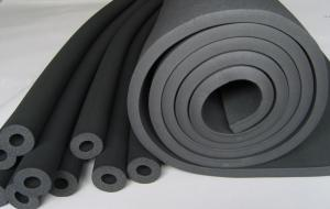 Soft Rubber Plastic Board Insulation Material