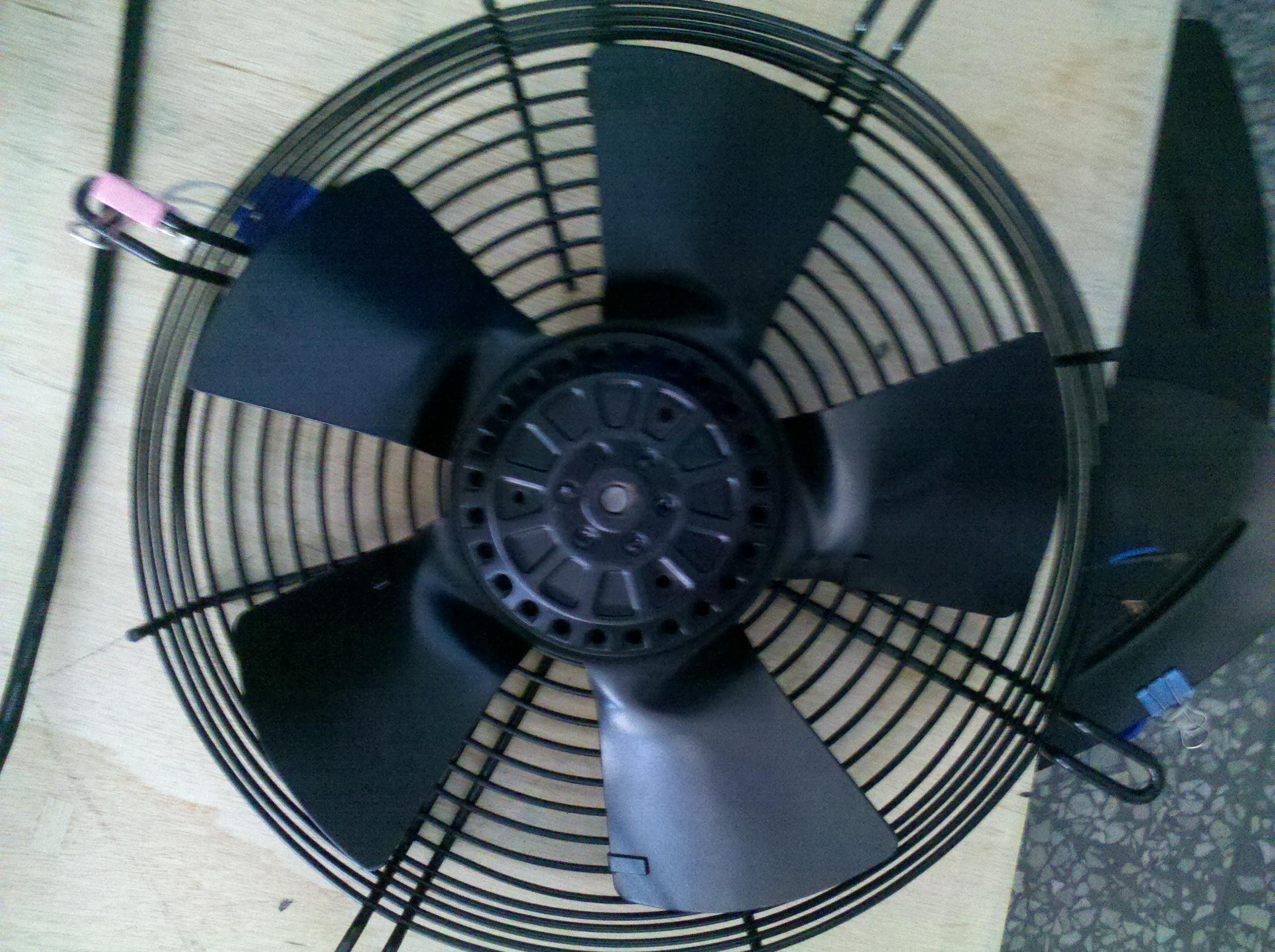 Axial Fan Motor YWF2D-250