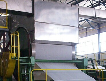 New Type Tissue Paper Making Machine Max Width at 1092-2400mm