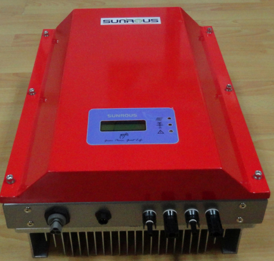 Grid-Tied Inverter Dual  MPPT Made in China with Good Price