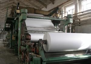 Writing Paper Machine Width Max 1092mm For Industry Using