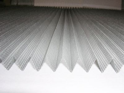 Pleated Insect Mesh Top Quality Good Price
