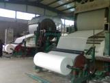 Tissue Paper Making Machine  Width Max 1092-2400mm