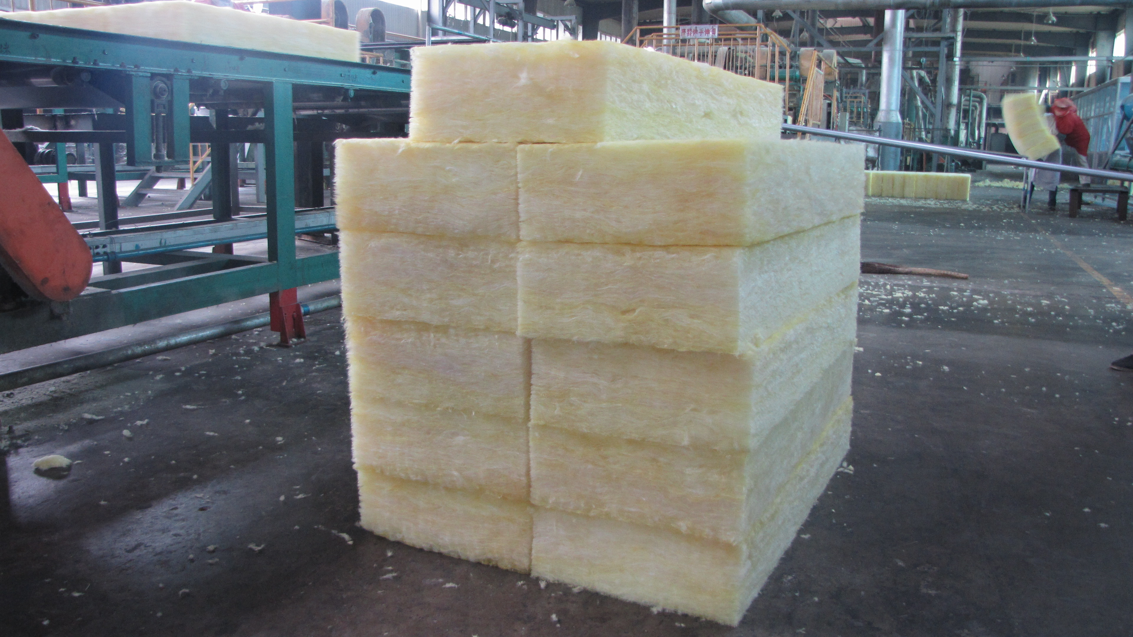 Glass Wool Roll Price