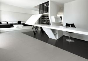 Thin tile Pure color series, Mono-Dark Gray