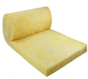Glass Wool Insulation For Thermal