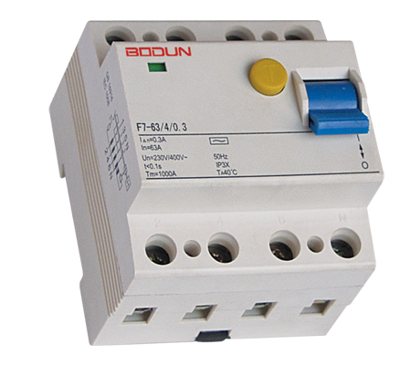 L16-100 Series Residual Current Circuit Breaker