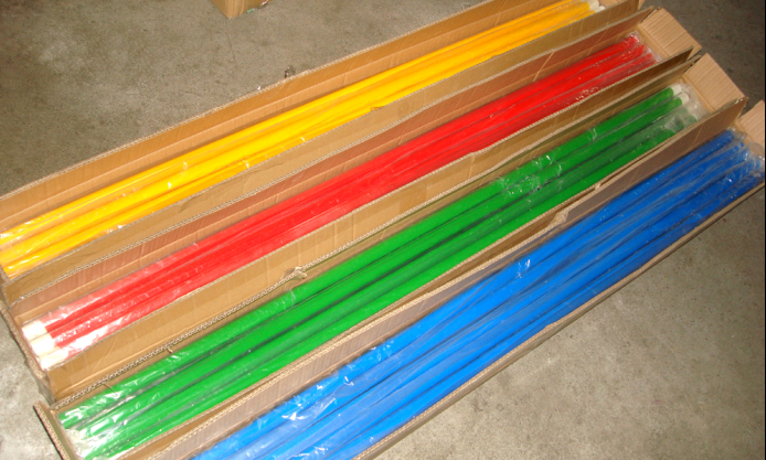 Fiberglass Tube for Cleaning Industry