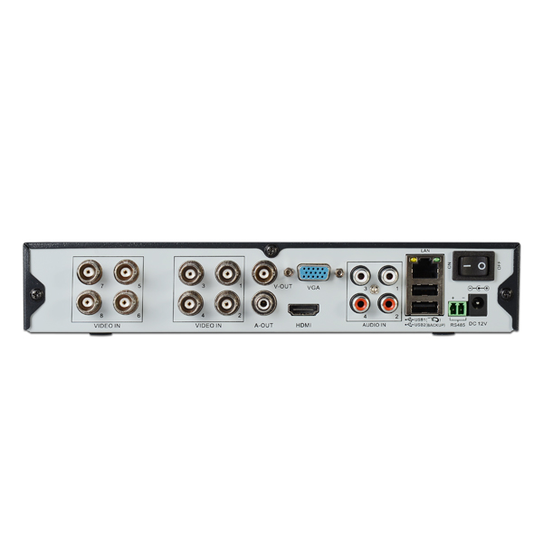 H.264 Embedded LINUX Operating System 960H 8 CH DVR With VGA,PTZ,3G,WIFI, USB