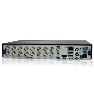 H.264 Embedded LINUX Operating System 16 CH CIF DVR With VGA,PTZ,3G,WIFI, USB, HDMI