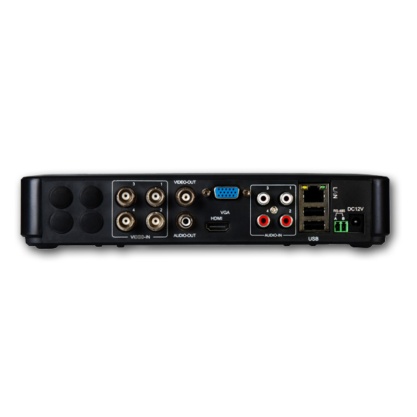H.264 Embedded LINUX Operating System 960H 4CH DVR With VGA,PTZ,3G,WIFI, USB