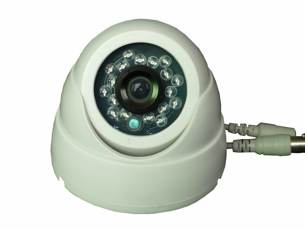 CCTV IR Color Camera with  Sharp CCD, Sony CCD 420, 480, 540, 600, 650, 700TVL