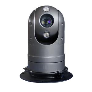 Intelligent IR PTZ Camera for Car with OSRAM Chips