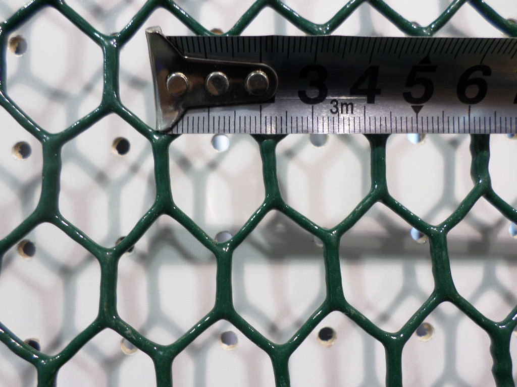 PVC coated Hexagonal Wire Mesh 2